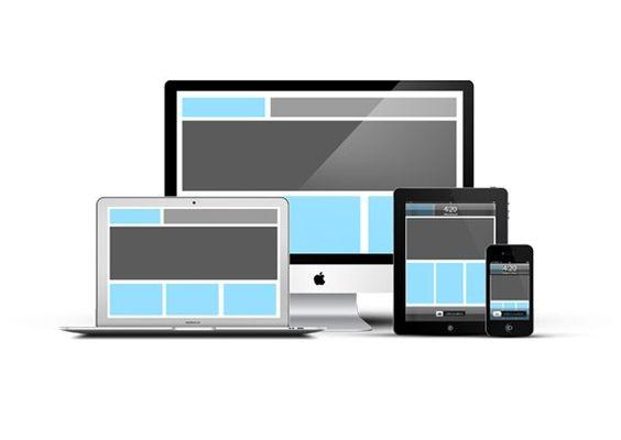 mobiele website voor je bedrijf